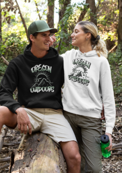 OREGON OUTDOORS - PREMIUM HOODIE