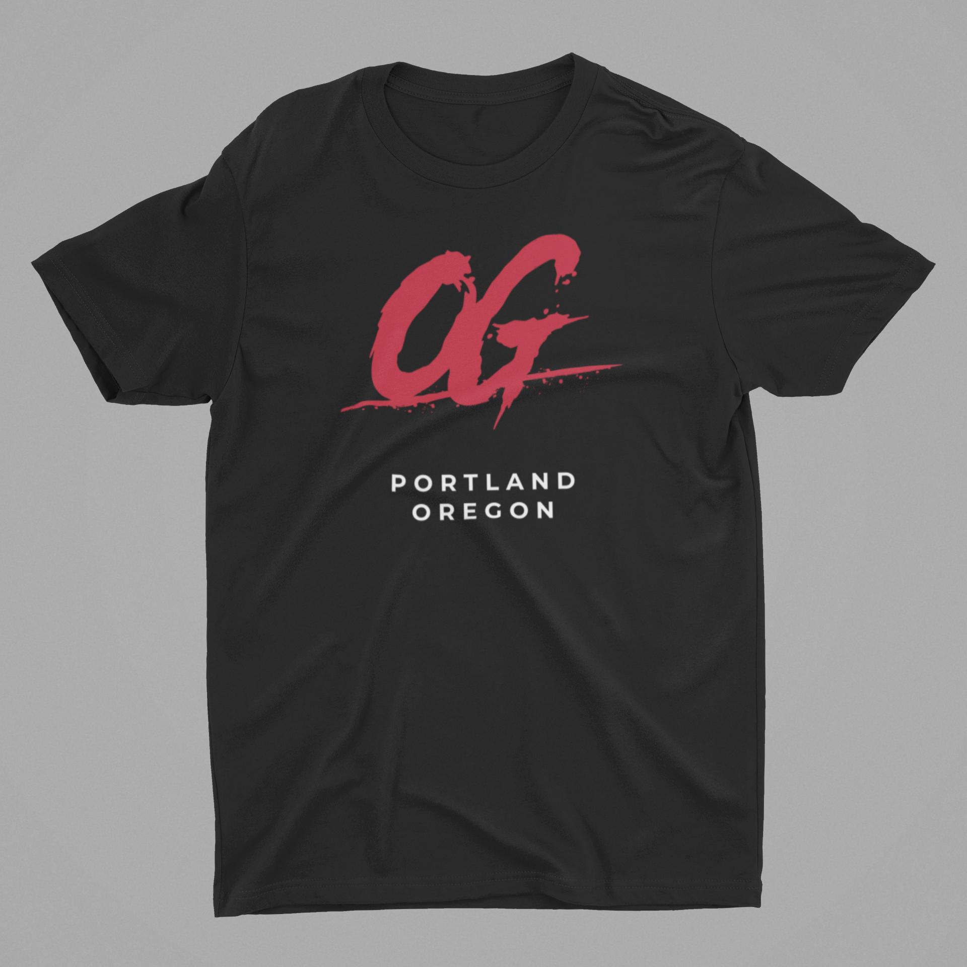 OG - Portland Oregon - T Shirt