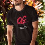 OG - Portland Oregon - T Shirt