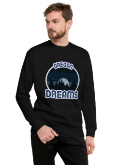 Oregon Dreams - Crewneck