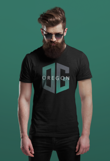 OG - OREGON - T SHIRT