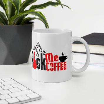ROCK ME COFFEE - COFFEE MUG